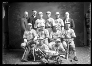 Second Ward baseball team
